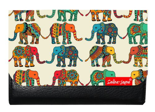 Selina-Jayne Elephants Limited Edition Designer Small Purse